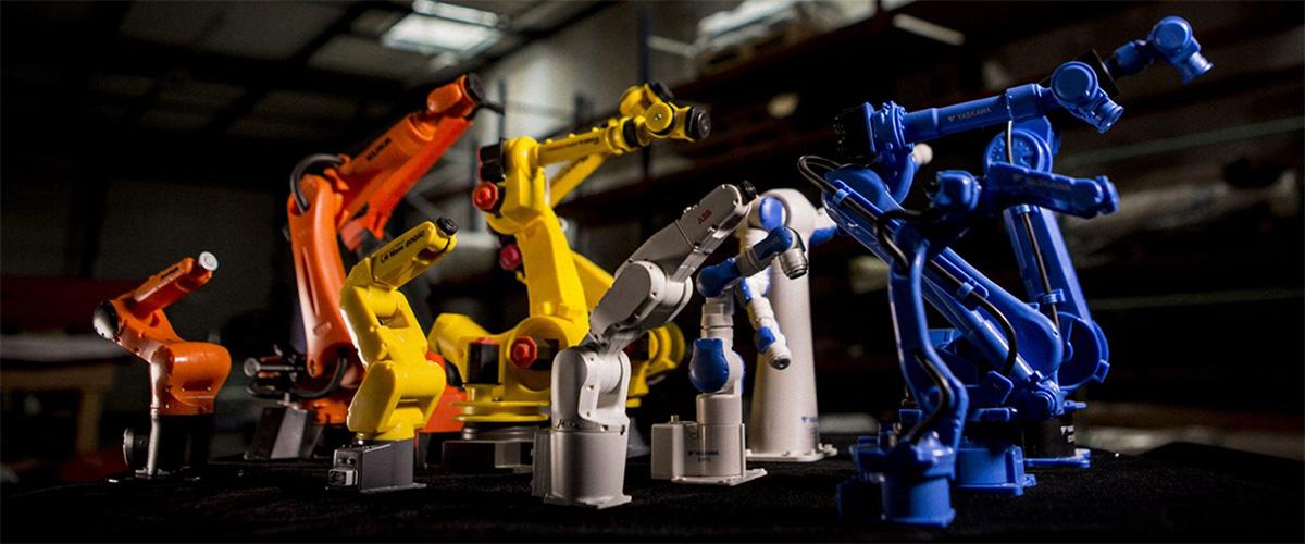 Fundas para robots